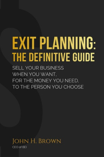 ExitMap Recommended Reading Exit Planning The Definitive Guide Cover