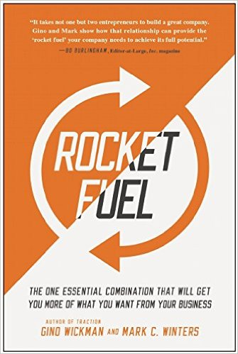 ExitMap Recommended Reading Rocket Fuel Cover