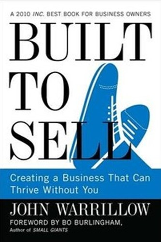ExitMap Recommended Reading Built to Sell Cover
