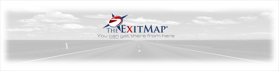 The ExitMap | You can get there from here.